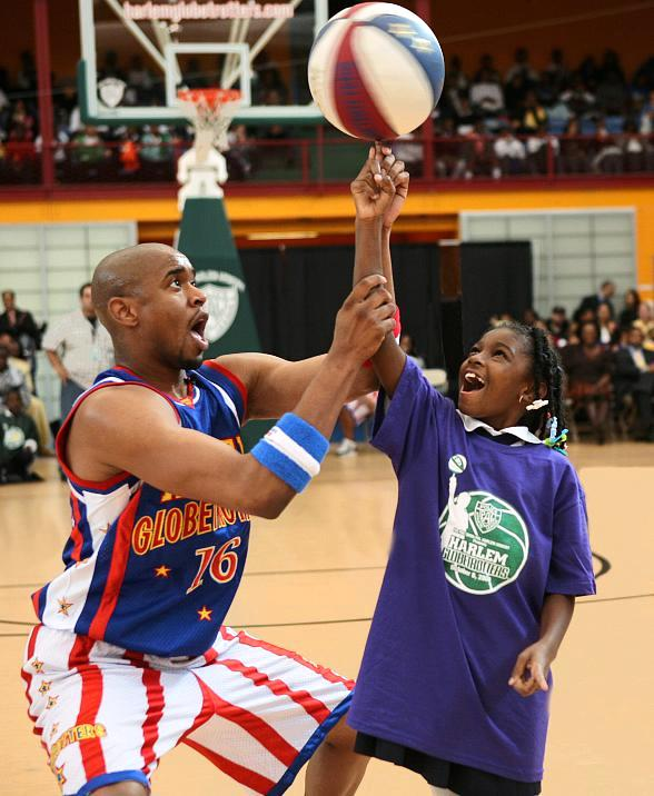Harlem Globetrotters Return to Orleans Arena February 5, 2015