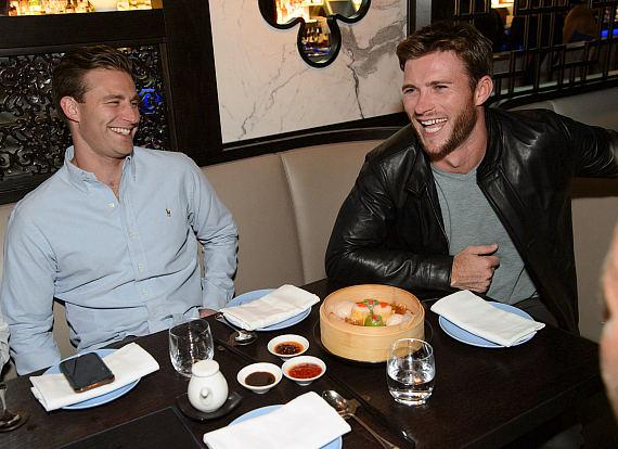 Photo of Scott Eastwood & his friend