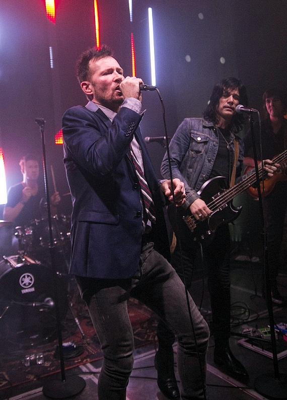 Scott Weiland Performs at The Sayers Club