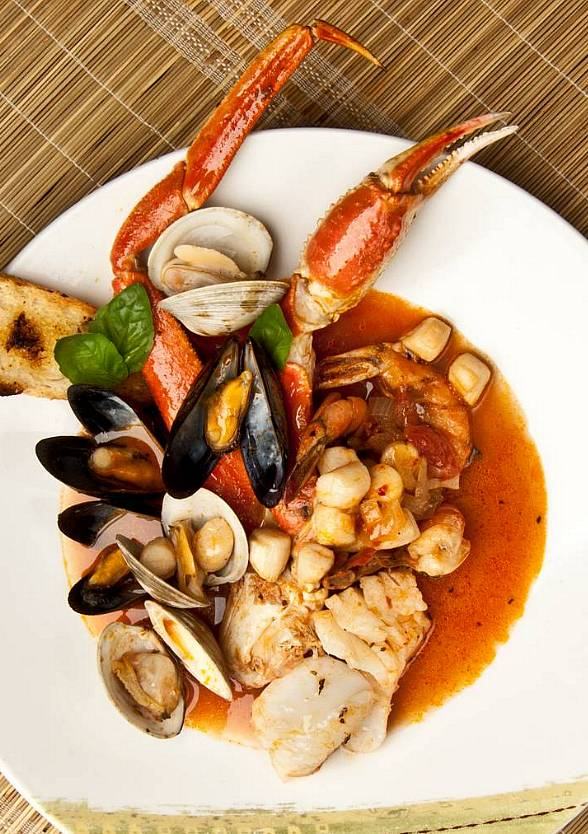 San Francisco Cioppino at Seafood Shack