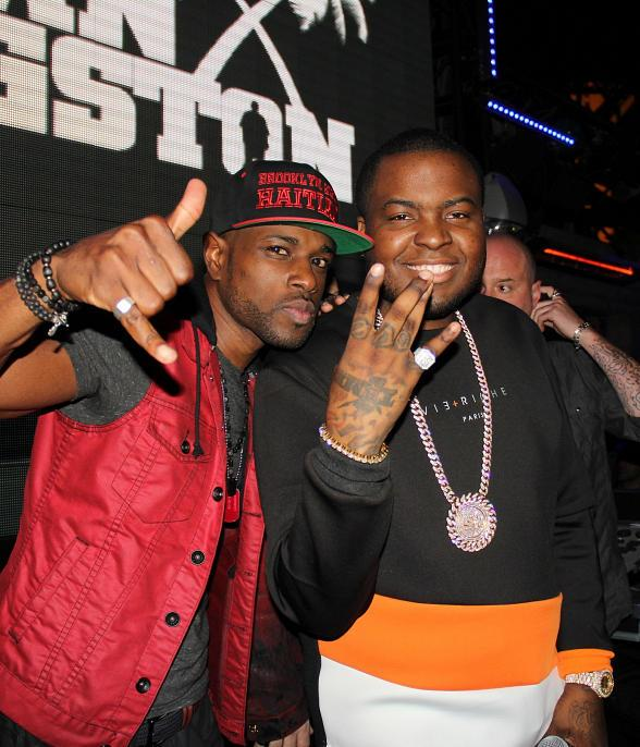 Hip-Hop Artist Sean Kingston Brings Down the House with a Performance at Chateau Nightclub & Rooftop at Paris Las Vegas