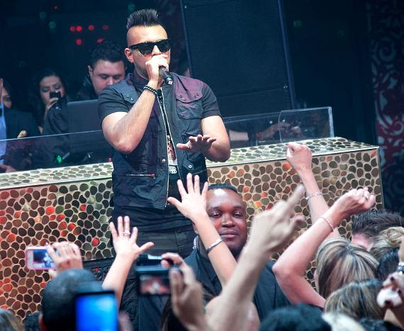 Sean Paul at TAO Nightclub