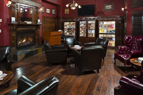 Sean Patrick's Opens First Cigar Lounge at Southern Highlands Location