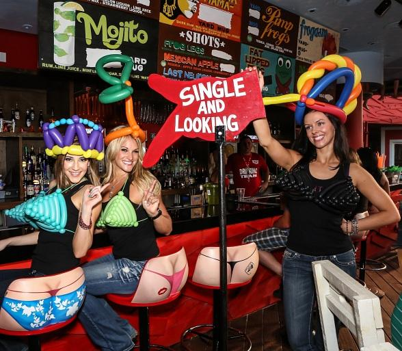 Ladies of FANTASY at Senor Frog's Las Vegas