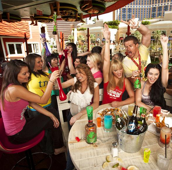 Seor Frogs Las Vegas Set to be Ultimate Spring Break Destination