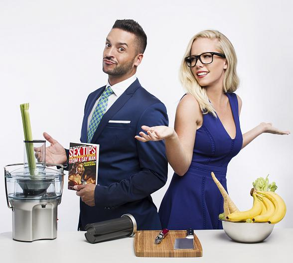 """Sex Tips for Straight Women from a Gay Man"" Set for Las Vegas Debut with Kendra Wilkinson and Jai Rodriguez"