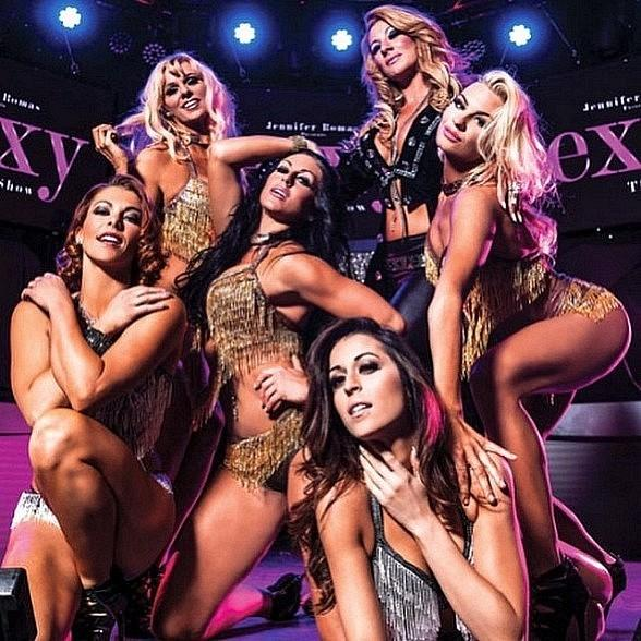 "The Westgate Resort & Casino's successful Adult Review, Jennifer Romas' ""SEXXY"" Celebrates a Surprise 1-Year Anniversary in 'High-Style'"