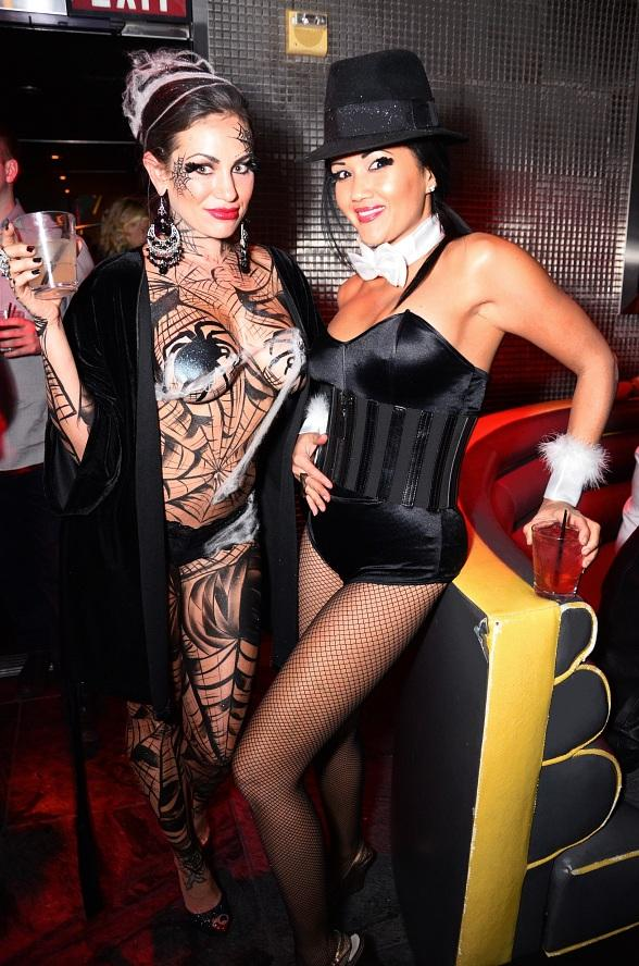 9group to host nights of the killer costume halloween parties at ghostbar the - Las Vegas Halloween Costume