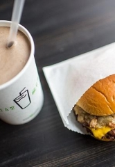 Shake Shack Introduces New Limited Edition Burger: The Roadside Shack