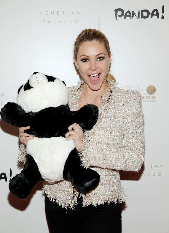 Shanna Moakler at world premiere of PANDA!