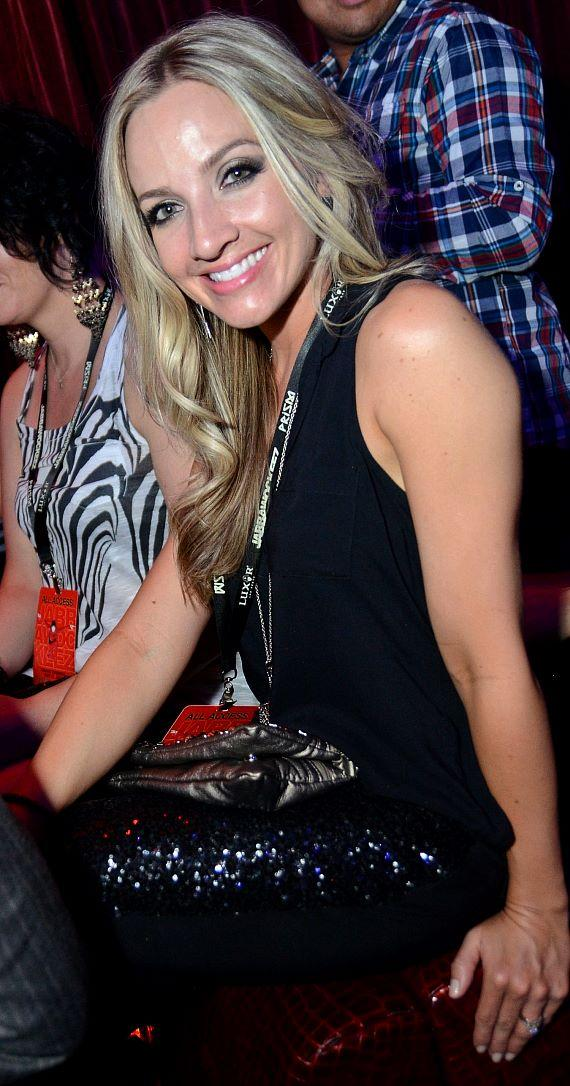 Shannon Bex at LAX Nightclub