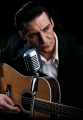 Shawn Barker Stars in 'The Man in Black – A Tribute to Johnny Cash,' at Suncoast Showroom February 28 & March 1