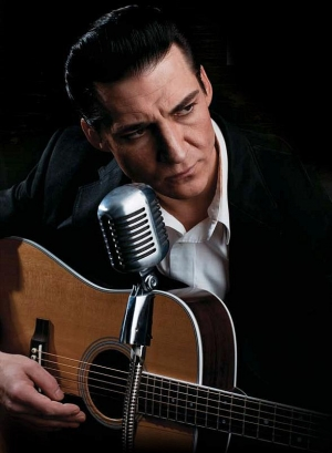 Shawn Barker Stars in 'The Man in Black - A Tribute to Johnny Cash,' at Suncoast Showroom February 28 & March 1