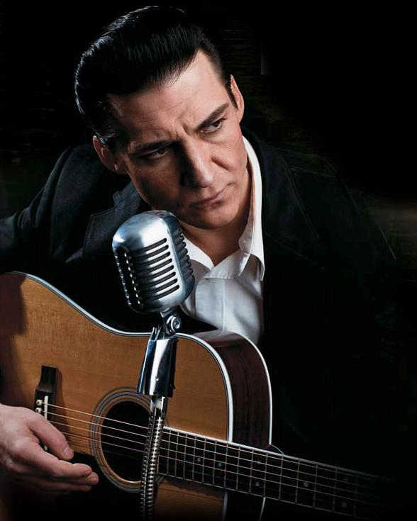 "Shawn Barker Stars as ""The Man in Black,"" a Tribute to Johnny Cash at the Suncoast Showroom March 15-16"