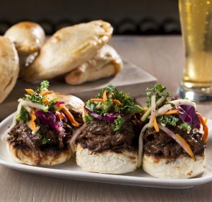 Eat, Drink and Score with the New Playmakers Menu for Football Season at CRUSH