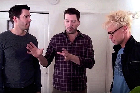 Property Brothers Renovation Gone Wrong with Murray SawChuck!