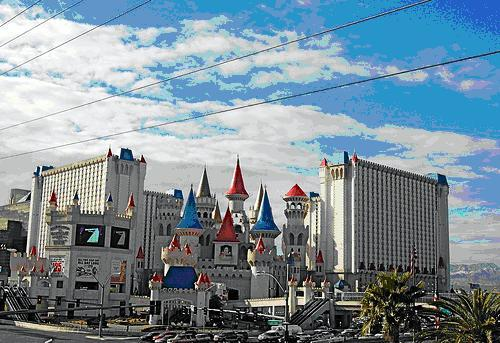 Visiting Las Vegas? The Excalibur Hotel is a Great Place to Stay