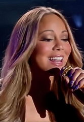 "Mariah Carey premieres new ""Infinity"" music video filmed at Caesars Palace"
