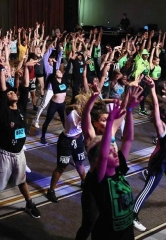 The PULSE on Tour – Celebrities Teaching Dance to Kids in Las Vegas