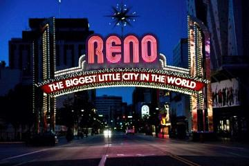 Reno, Nevada: The Kinder, Gentler Little Sister of Las Vegas
