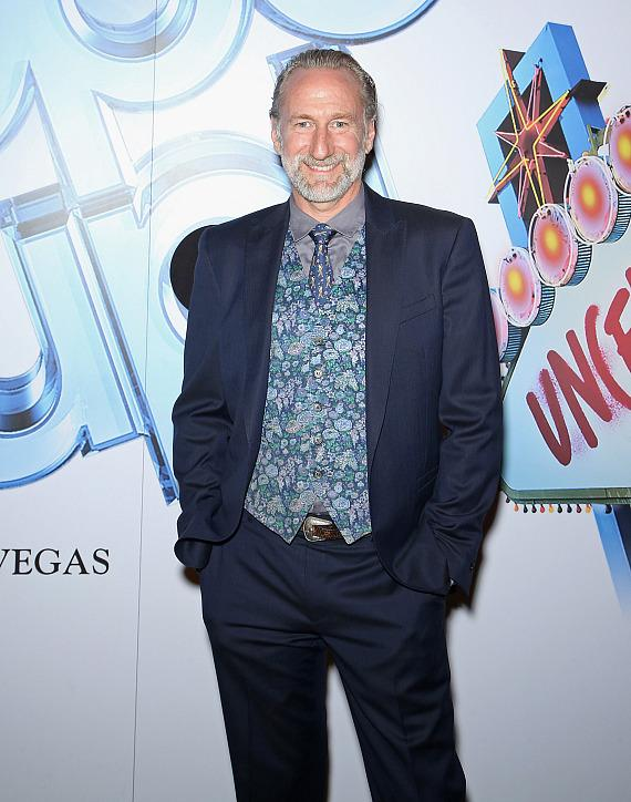Show Creator Brian Henson at Red Carpet Event for Puppet Up! - Uncensored at The Venetian Las Vegas
