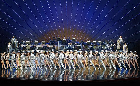 ShowStoppers Chorus Line