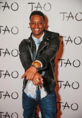 Silentó performs at TAO Nightclub in Las Vegas