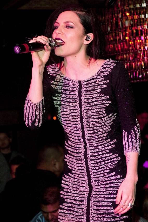 Skylar Grey performs at LAVO