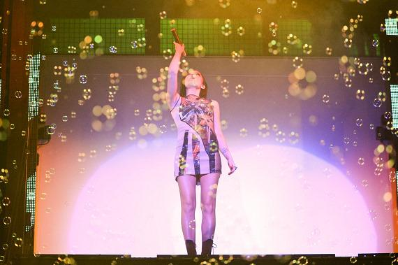 Skylar Grey performs at Marquee