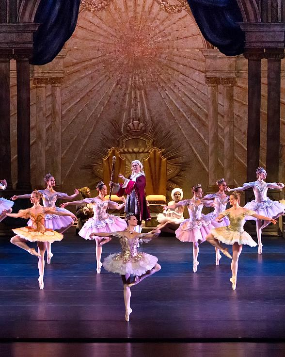 Premiere of the Iconic Full-Length Fairytale Ballet