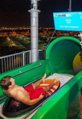 "Wet'n'Wild Las Vegas to Unveil the World's First ""Slideboarding"" Waterslide Attraction"