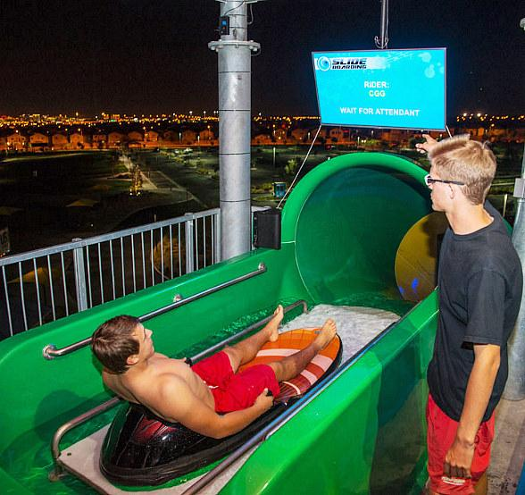 Wet'n'Wild Las Vegas to Unveil the World's First