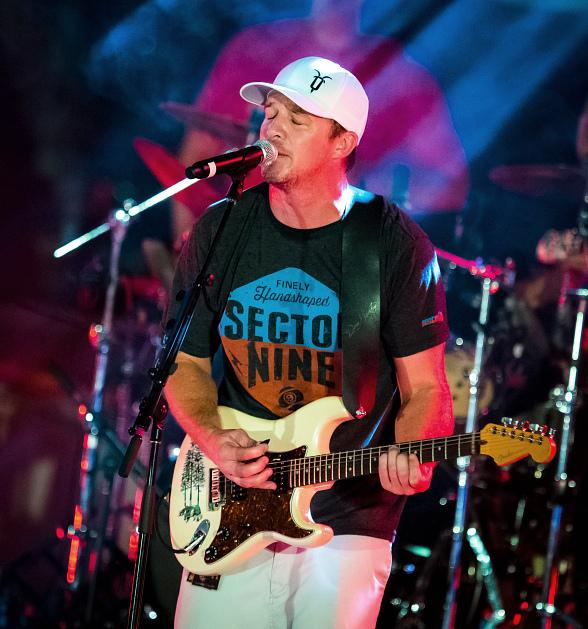 Slightly Stoopid performs at Boulevard Pool at The Cosmopolitan of Las Vegas