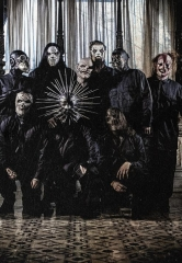 Slipknot with Marilyn Manson Rescheduled for Sunday, August 21 at T-Mobile Arena