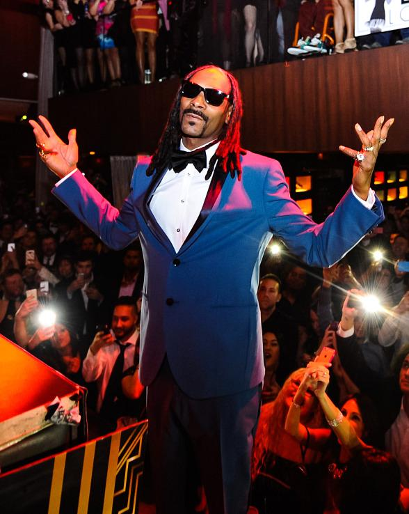 "Dana White Adds Snoop Dogg to ""Dana White's Tuesday Night Contender Series"" for Groundbreaking ""Snoopcast"" Broadcast Feature"