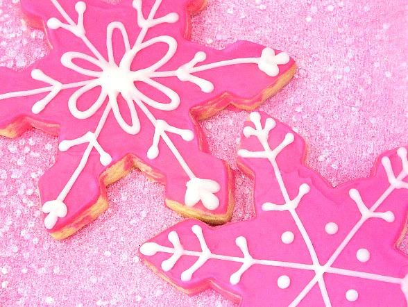 Wonderland Bakery hosts Winter Wonderland Snowflake Cookie Workshops