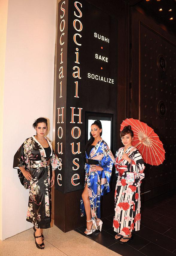 Social House Celebrates Leap Day with Exclusive Sake Session and Tweet Up