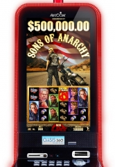 "Aristocrat Unveils ""Sons of Anarchy"" Slot Game"