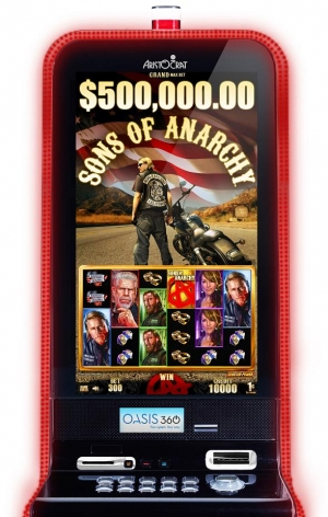 Aristocrat Unveils Sons of Anarchy Slot Game