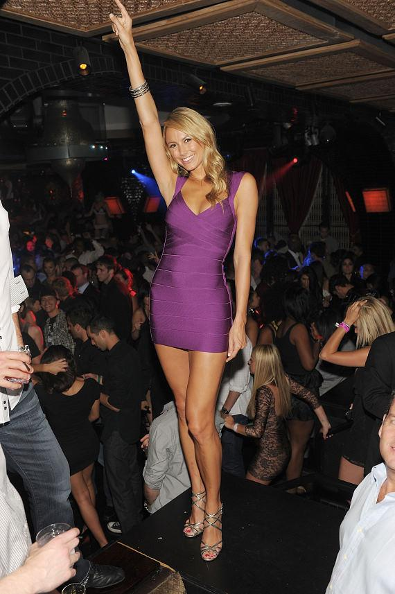 Stacy Keibler at LAVO