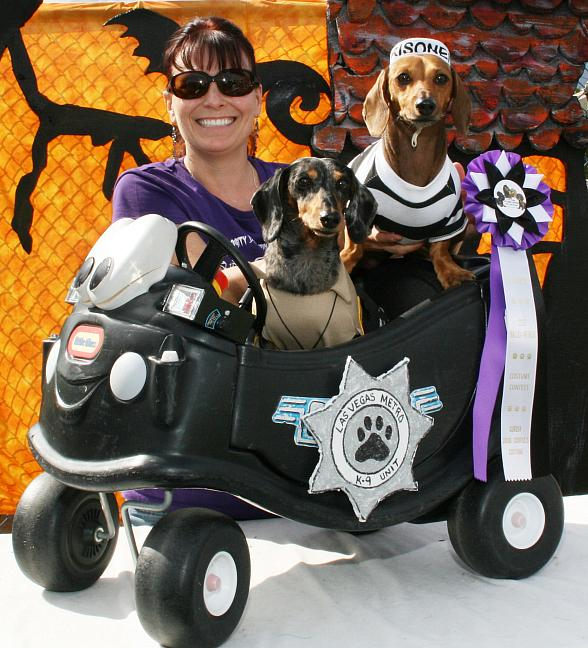 Fun Way to Support Pets, Animal Rescues and Shelters at Family, Fur & Fun Festival with Halloween Contest For Pets