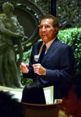 Sinatra 100 Official Book Release Party Draws Fans to Sinatra Restaurant at Encore