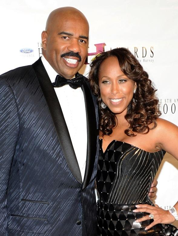 Steve Harvey Morning Show New Look Nude and Porn Pictures