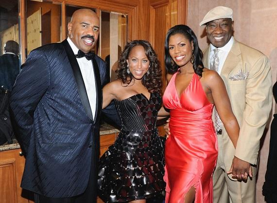 Steve Harvey Hosts Star-Studded 2010 Ford Hoodie Awards Weekend for
