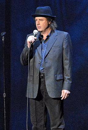 Deadpan Comedian Steven Wright to Perform at The Orleans Showroom April 10-11