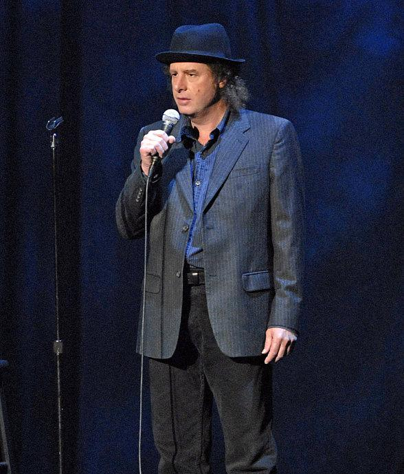 Deadpan Comedian Steven Wright to Perform at The Orleans Showroom March 26-27