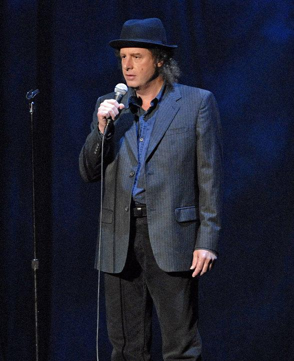 """Confucius of Comedy"" Steven Wright Returns to Orleans Showroom Jan. 3-4"