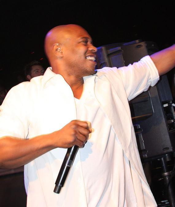 Sticky Fingaz at Body English