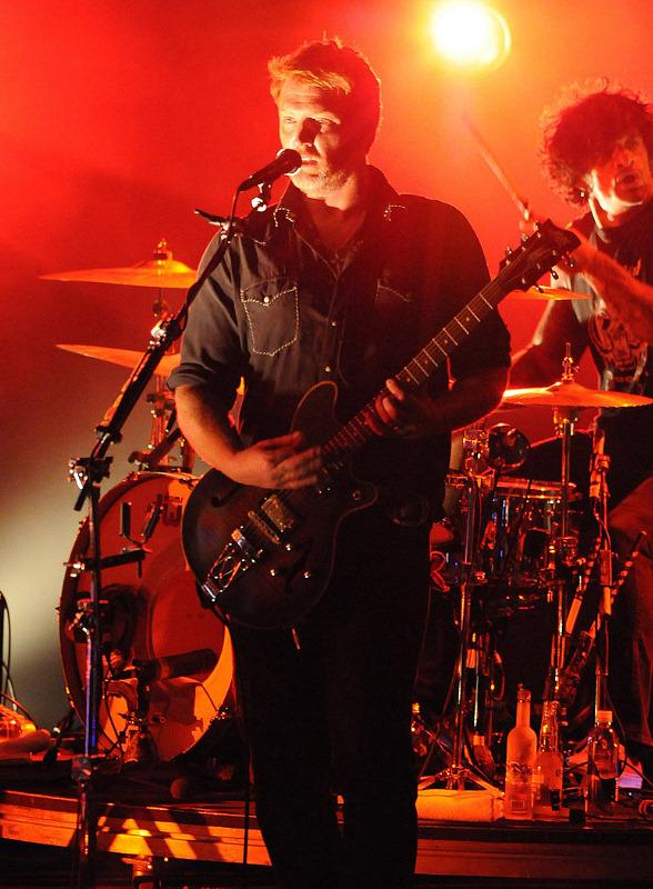 Queens of The Stone Age perform at The Cosmopolitan of Las Vegas