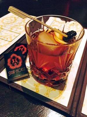 """Strip House Las Vegas Presents """"305 Cocktail"""" for $305 in honor of Pitbull at The AXIS Theater"""